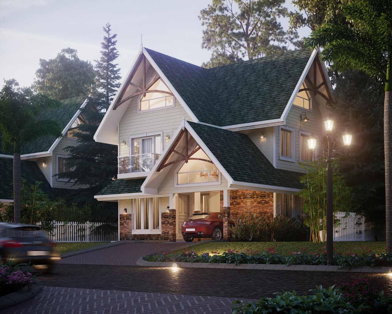 Scotland Yard Villa